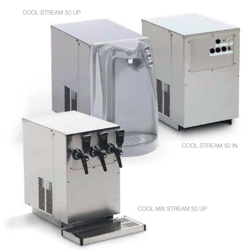 Linea Horeca Bar cool stream 50