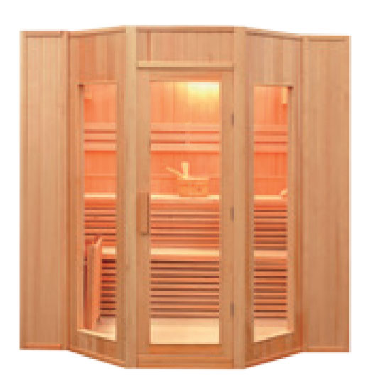 sauna a vapore SAM